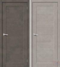 Дверь Хард Флекс Браво-21 Beton