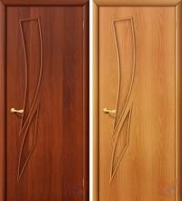 Дверь ламинированная 4Г8 - глухая
