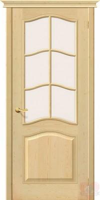 Дверь из массива сосны М-7 ДО без отделки