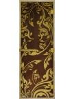 Стеклянная дверь для сауны бронза Золотая Венеция