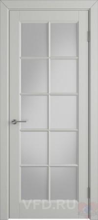 Дверь эмалированная Гланта ДО