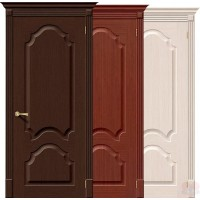 Дверь межкомнатная шпонированная Афина ДГ