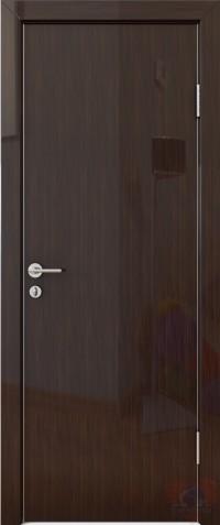 Дверь межкомнатная пвх ДГ-500 Венге глянец