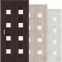 Складная дверь книжка экошпон Порта-23