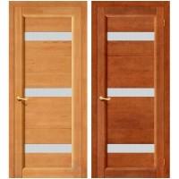 Дверь межкомнатная из массива сосны В-2 ДГ