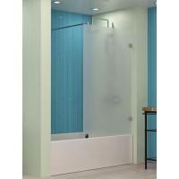 Стеклянная шторка для ванной ДО-180-1