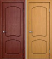 Дверь межкомнатная шпонированная Каролина-В ДГ
