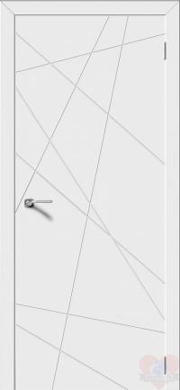 Дверь эмалированная Вектор ДГ