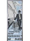 Стеклянная дверь Перрон-2 - стекло Сатинато Белое
