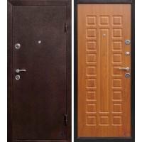 Дверь металлическая Йошкар - Дуб золотистый