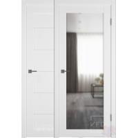 Дверь Emalex-32 reflex зеркало