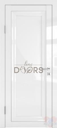 Дверь межкомнатная Белый глянец ДГ-ПГ5