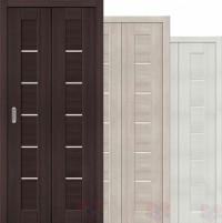 Складная дверь книжка экошпон Порта-22