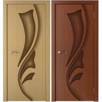 Дверь межкомнатная Лидия ДГ шпон