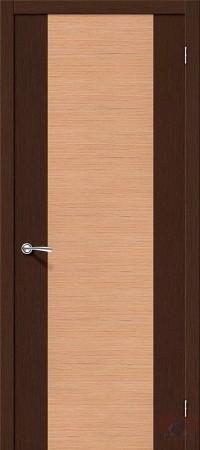 Дверь межкомнатная шпонированная Этюд ДГ
