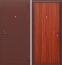 Дверь металлическая Стройгост 5-1 РФ Итал.орех