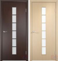 Дверь ламинированная 4С2 - венге
