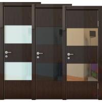 Дверь межкомнатная пвх ДО-508 Венге глянец
