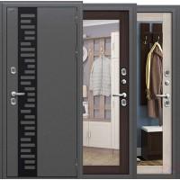 Дверь металлическая Оптим-Термо с зеркалом