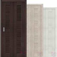 Складная дверь книжка экошпон Порта-21