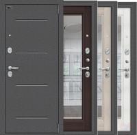Дверь металлическая Porta S 104.П61-Зеркало