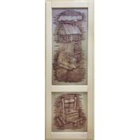 Дверь для сауны Классика-1