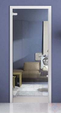 Дверь стеклянная Classic прозрачное бесцветное