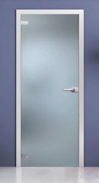 Дверь стеклянная Classic матовое бесцветное