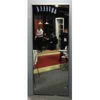Дверь стеклянная Лайт двухстороннее зеркало