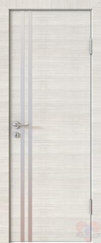 Дверь межкомнатная пвх ДГ-506 Ива светлая