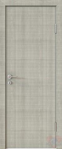Дверь межкомнатная пвх ДГ-500 Серый дуб