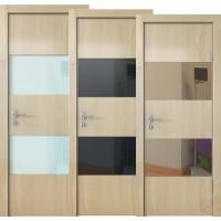 Дверь межкомнатная пвх ДО-508 Анегри светлый глянец