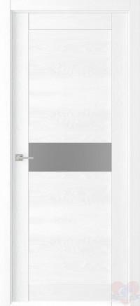 Дверь Велюкс 02 Soft touch Ясень сноу