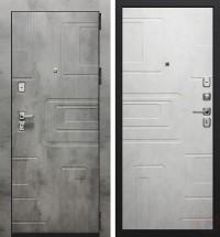 Дверь металлическая SD Prof Фортуна бетон