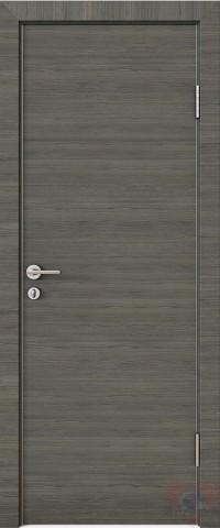 Дверь межкомнатная пвх ДГ-500 Ольха темная
