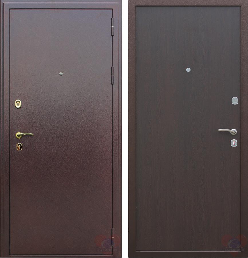 входные металлические двери 100 205