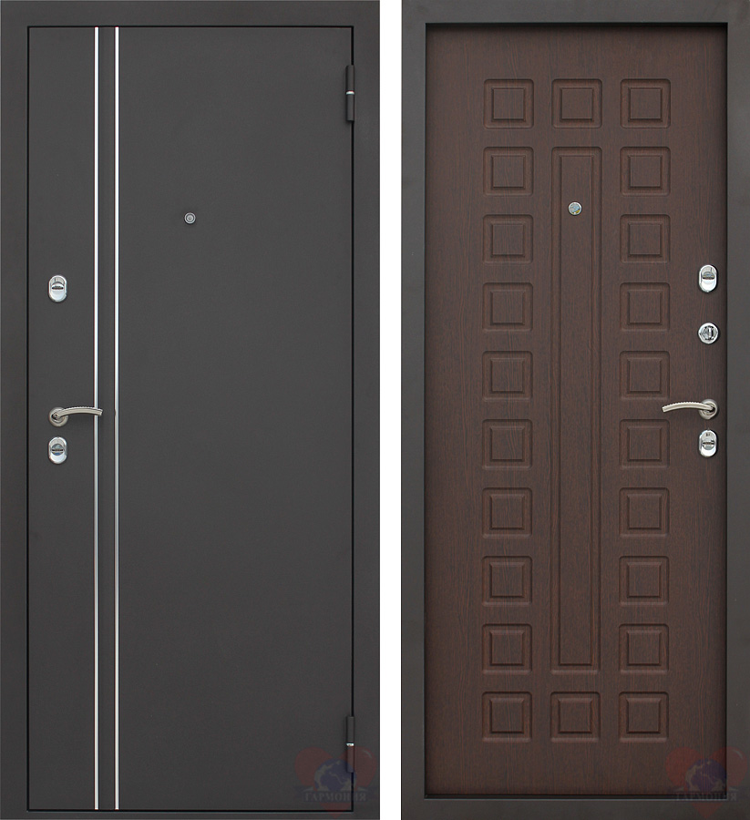 двери металлические технические для стадионов
