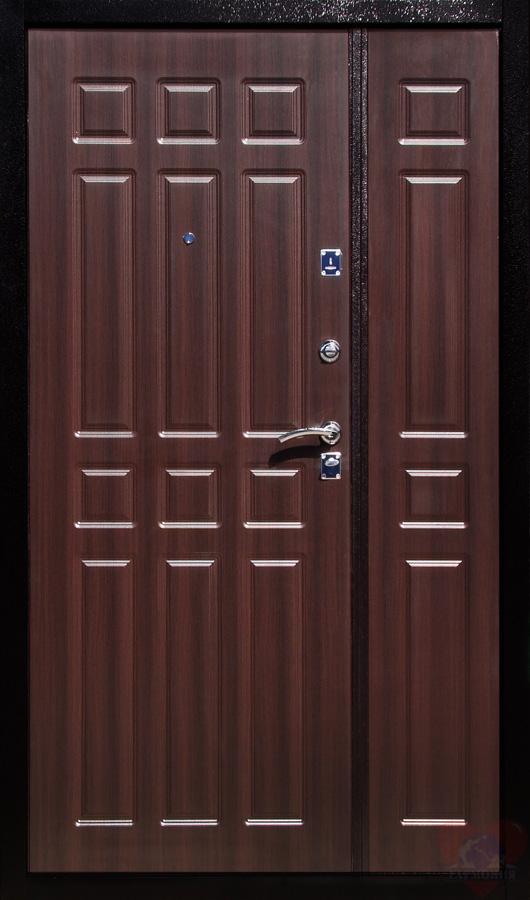 дверь 1200 двустворчатая металлическая