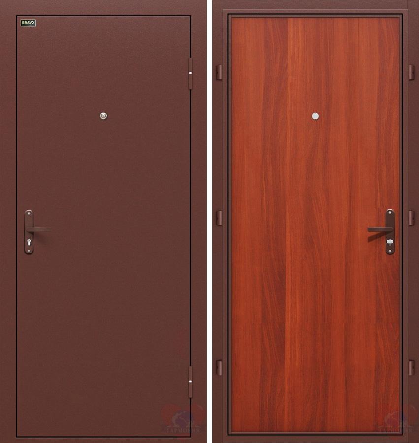 металлическая дверь оптим 5