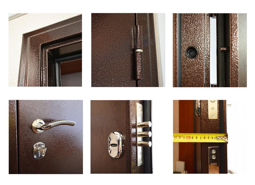 двери стальные фирмы стандарт