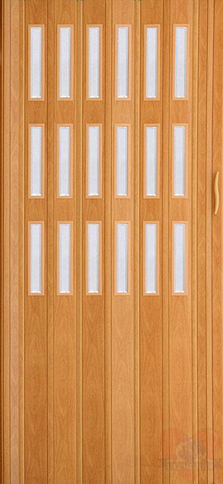 Как установить раздвижную дверь гармошка по шагам 62