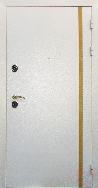 стальные двери белый