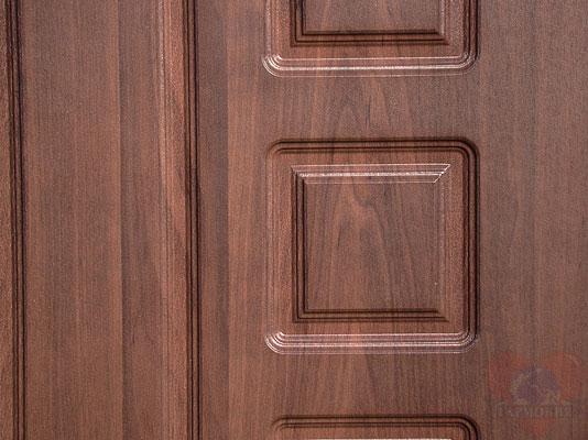 металлические двери с пленкой мдф