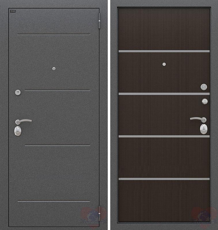 металлическая дверь т 2