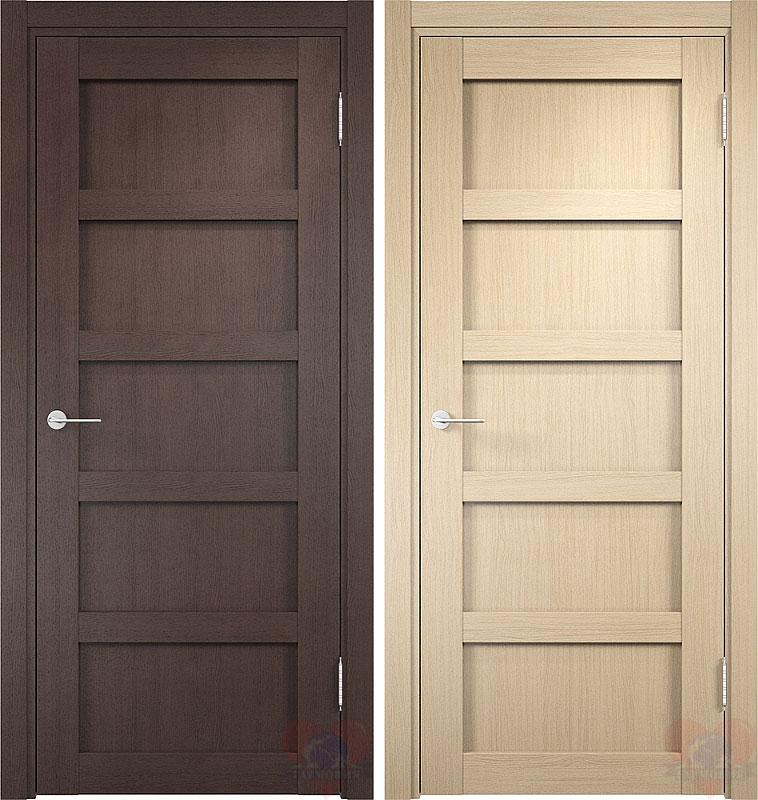 двери металлические шпонированны