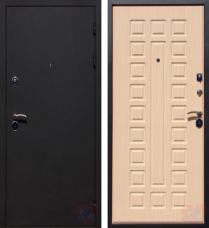 двери металлические входные цвет светлый