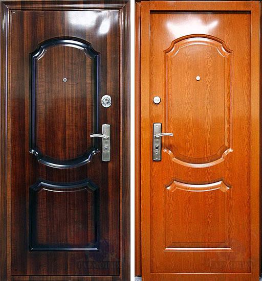 двери стальные нар