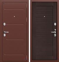 Дверь металлическая Графф Т2 Порта-21 венге