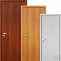Ламинированный дверной блок с четвертью в сборе