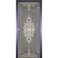 Дверь стеклянная межкомнатная Классика-3